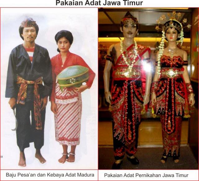 34 Pakaian Adat beserta Nama dan Asal Provinsinya di Indonesia