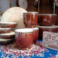 alat musik tradisional tebangan