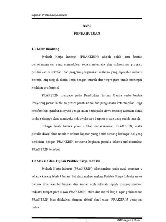 Karya Tulis Ilmiah Pendidikan Pdf
