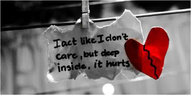 cinta yang terluka