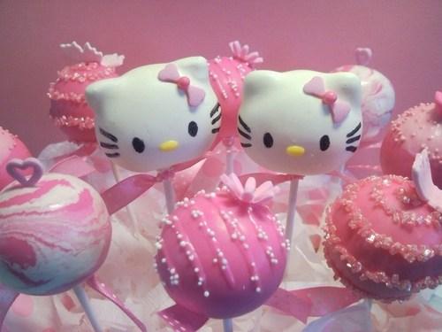 foto permen lolypop hello kitty