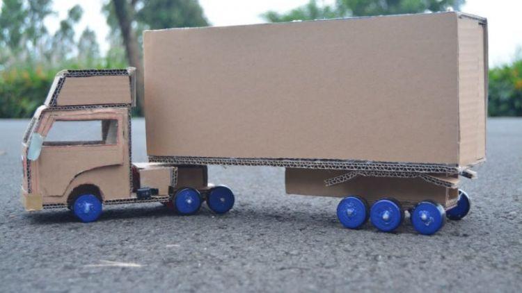 truk dari kerdus
