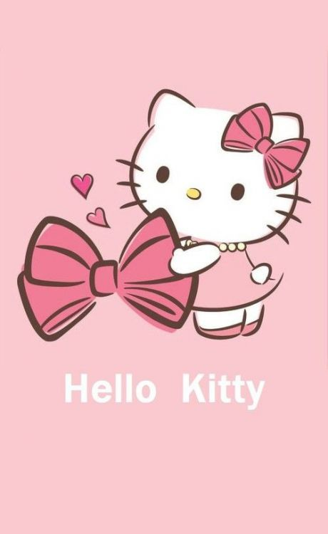 Background Hello Kitty Wallpaper Hp Android
