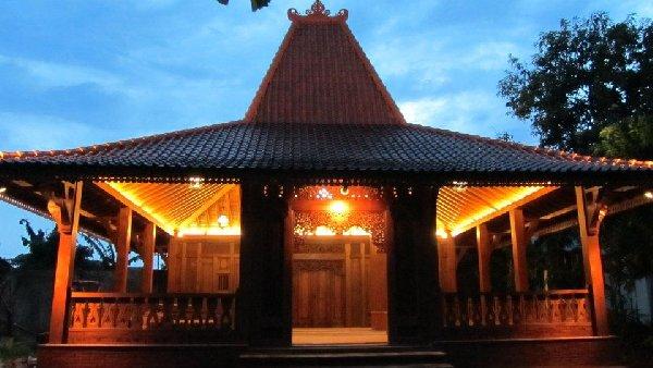 Model Teras Rumah Joglo Sederhana  rumah adat jawa tengah sejarah bentuk filosofi bagian bagian