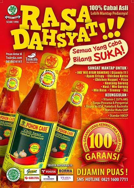 23 Contoh Brosur Dan Flyer Makanan, Produk, Promosi, Iklan ...