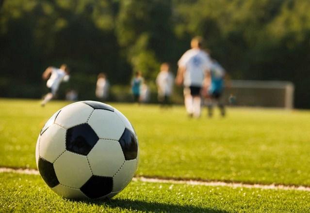 materi teknik sepak bola