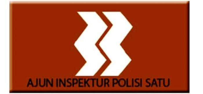 ajun inspektur polisi satu (aiptu)
