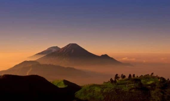 gunung tinolawe