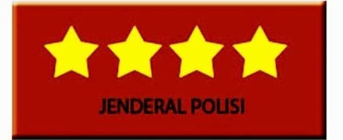 jenderal polisi (jenderal pol)