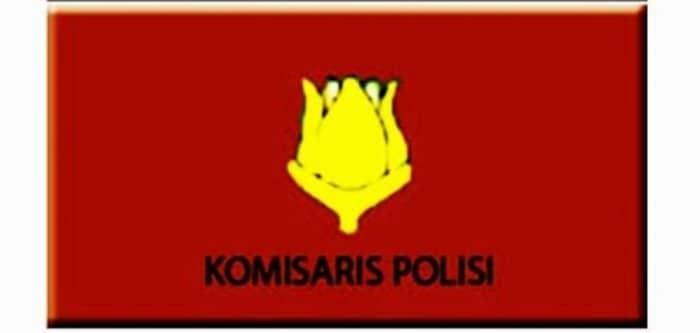 komisaris polisi (kompol)