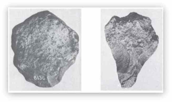 kapak genggam yang paling banyak ditemukan